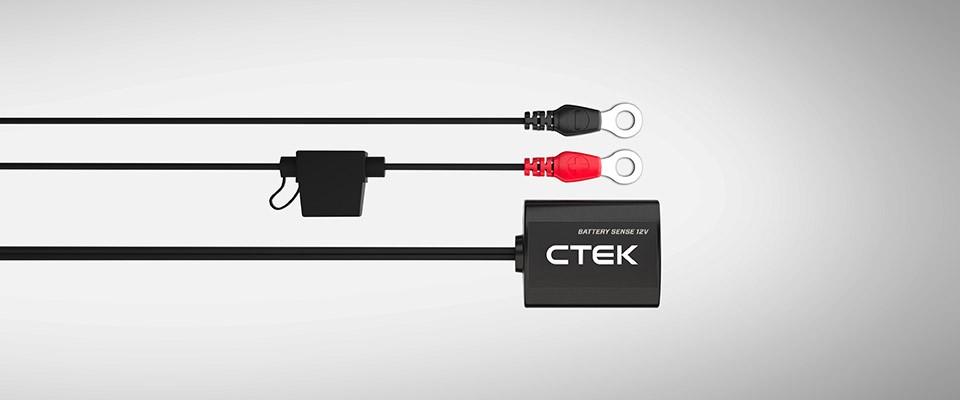 ctx battery sense
