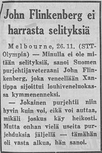 1950-luku Flinkenberg