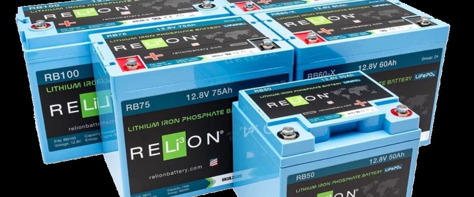 RELiON litiumakut
