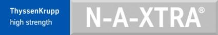 NAXTRA erikoislujat rakenneteräkset