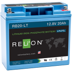 Relion RB20-LT litium akku Flinkenberg