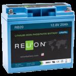 Relion RB10 litium akku Flinkenberg