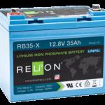 Relion RB35-X litium akku Flinkenberg