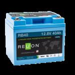 Relion RB40 litium akku Flinkenberg