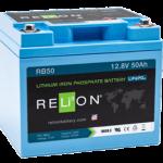 Relion RB50 litium akku Flinkenberg