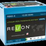 Relion RB60-X litium akku Flinkenberg