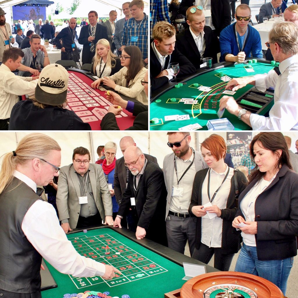 Kesäjuhlat casino